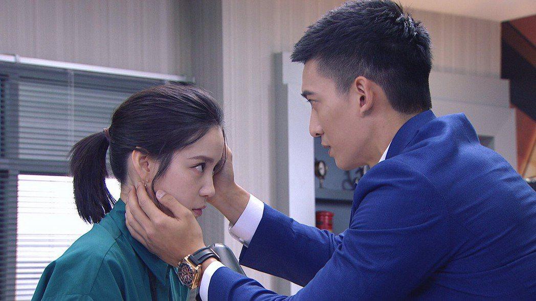 王家梁與程予希在「我的青春沒在怕」中組CP深受劇迷喜愛。圖/擷自臉書