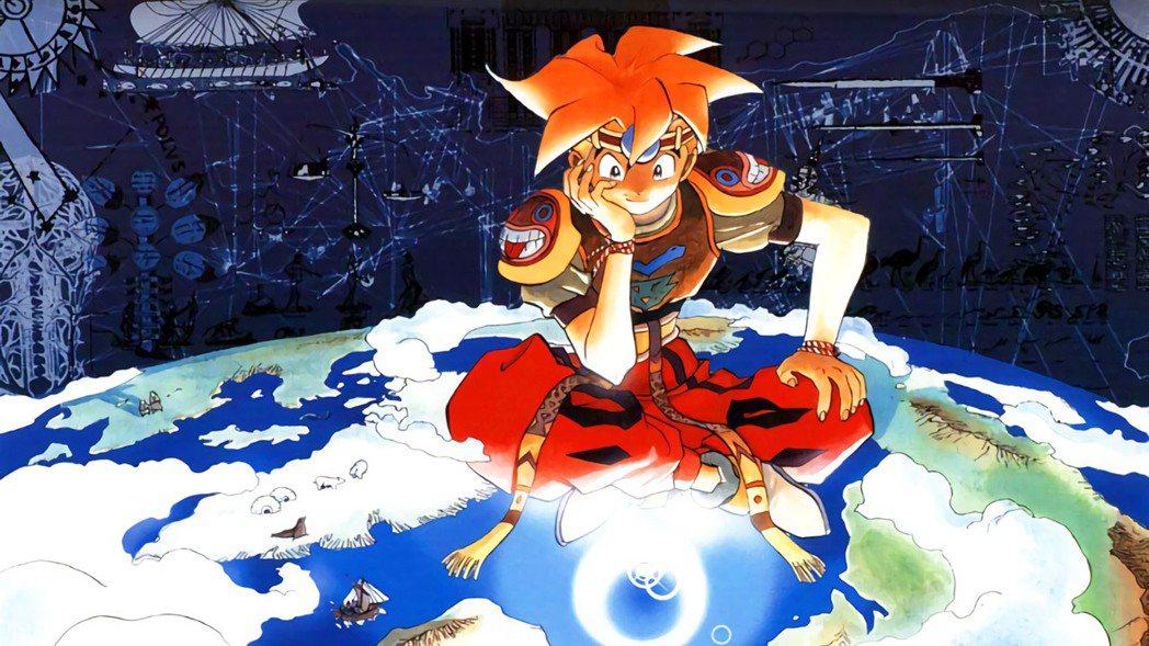 順帶一提,天地創造的角色設計,是請名漫畫家「藤原カムイ」老師所擔綱。
