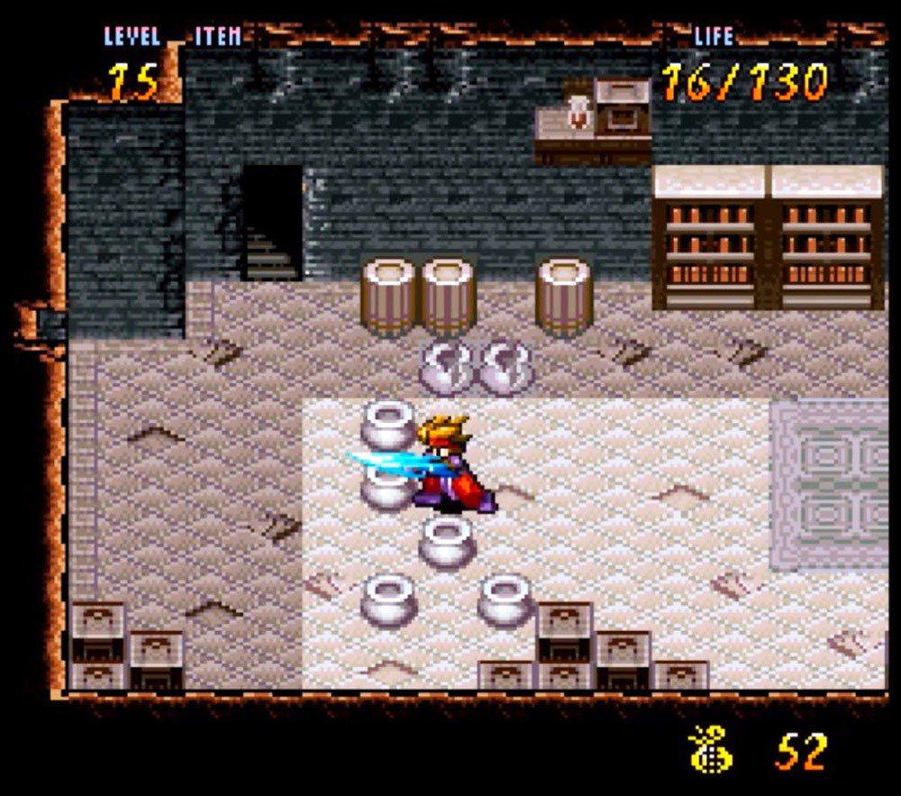 遊戲中也有一些需要稍微動腦的解謎機關,不過都不會過難。