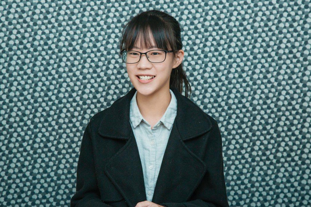 東吳大學社會工作學系三年級黃靜盈,擁有7年兒少代表經驗,堪稱「資深學姊」。