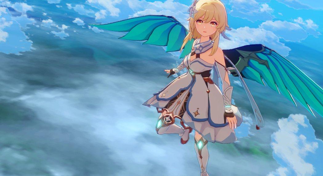 圖為PS4封測版畫面(下同)