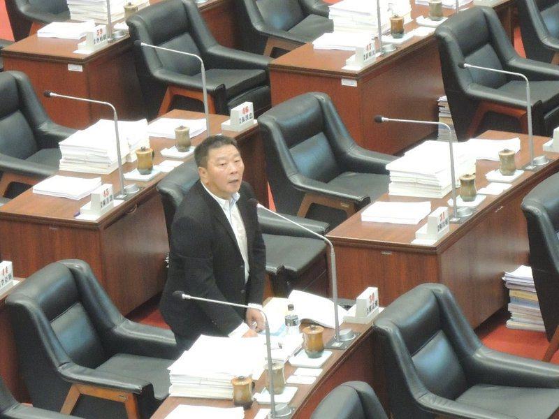 民進黨高市議員江瑞鴻。圖/本報資料照片