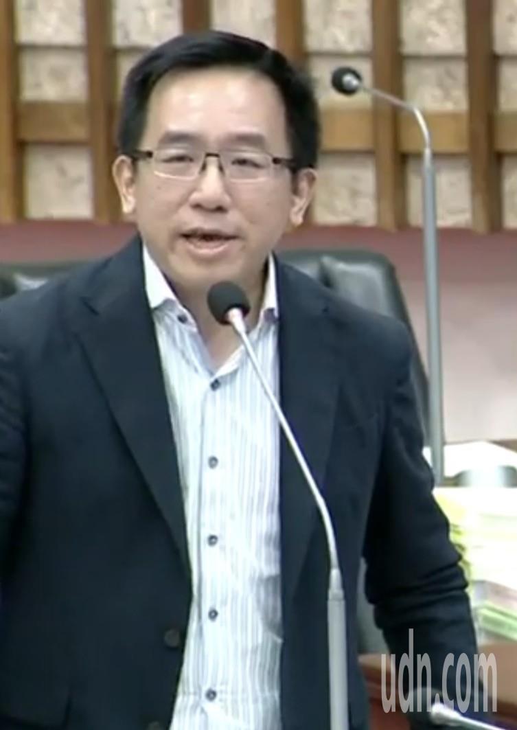 民進黨高雄市議員陳致中。記者蔡孟妤/攝影