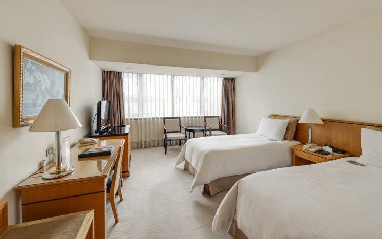 2020線上旅展,華泰王子大飯店1,500元即可入住。圖/華泰大飯店集團提供