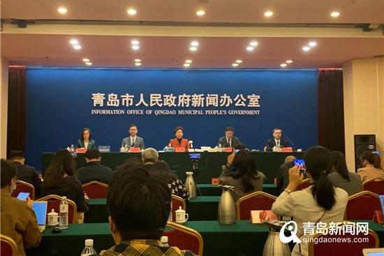 青島市副市長欒新20日表示,青島找到充分的證據鏈,顯示新冠病毒可由物傳人、冷凍條件可長期存活。(圖/取自青島新聞網)