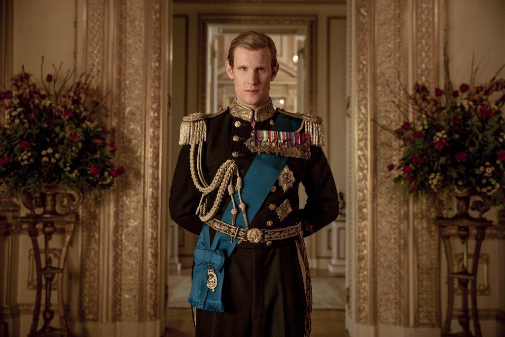 麥特史密斯曾是「王冠」初期的主要演員。圖/摘自imdb