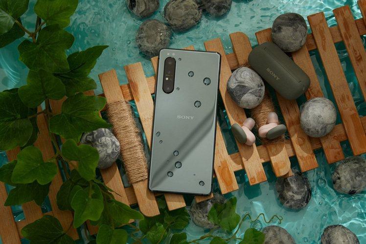 Sony Xperia 1 II「鏡湖綠」高效升級版預計將於11月上旬在台限量上...