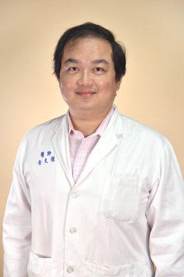 台灣胸腔及心臟血管外科學會理事黃文傑。圖/黃文傑提供