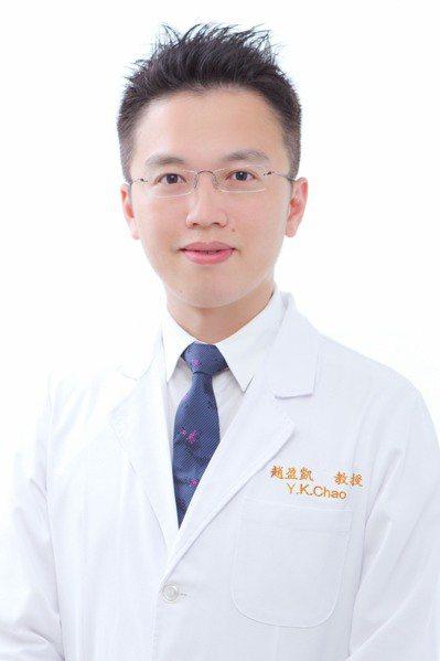 台灣胸腔外科與台灣胸腔及心臟血管外科學會理事趙盈凱。圖/趙盈凱提供