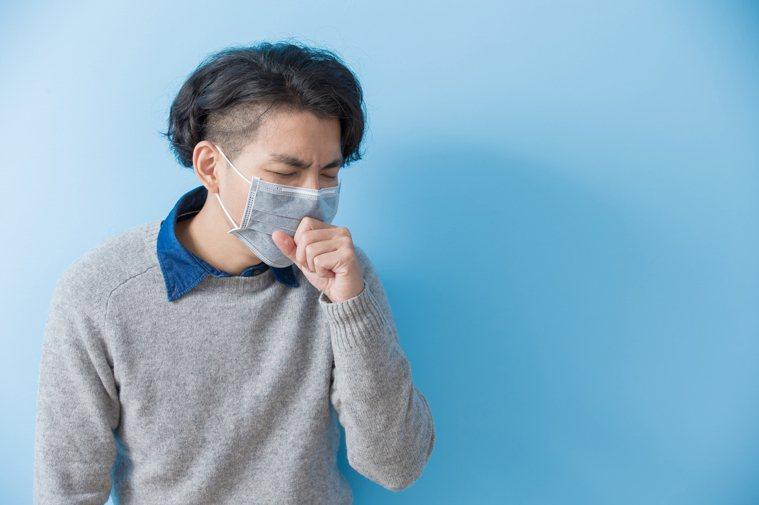 中醫也可治療感冒咳嗽。圖/123RF