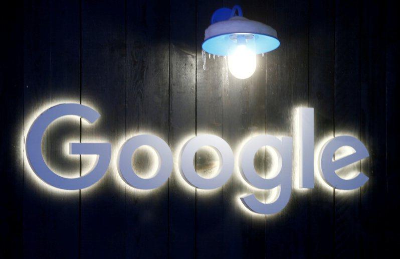 美國司法部20日對Google提出反壟斷訴訟。 路透