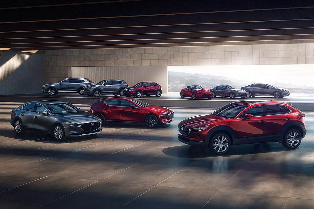 北美Mazda分公司公布9月份銷售報告,共銷售出24,237輛新車,相比去年同期...