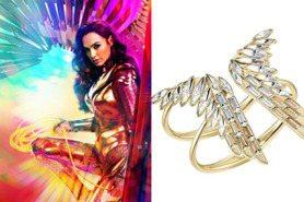 神力女超人強勢回歸!施華洛世奇聯名黃金飛鷹凸顯女力