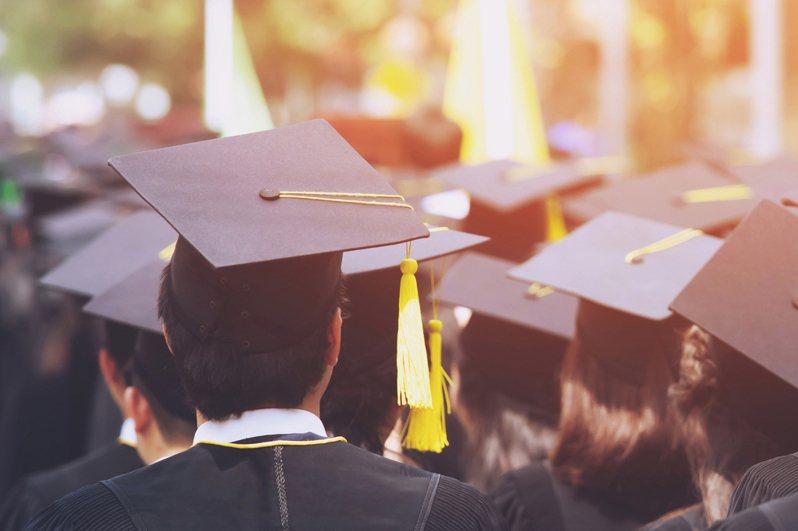 東北大學日前清退了一批超過最長學習年限的博士生,當中有人已讀博士18年但仍未畢業,引發輿論關注。 圖/ingimage