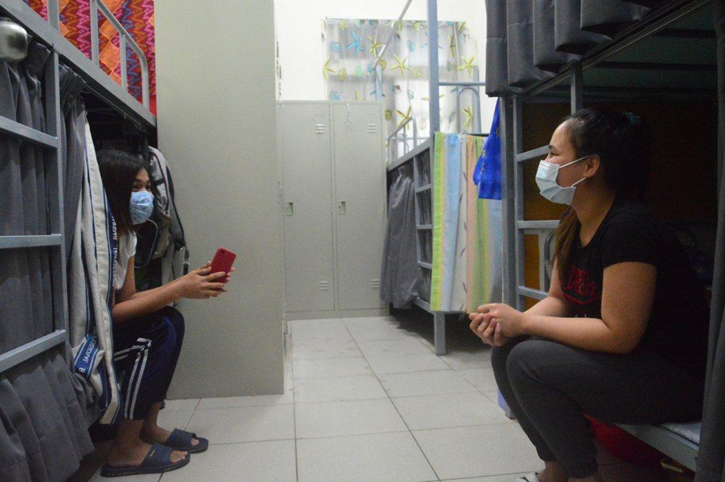外籍家庭看護工的勞動空間模糊,稍一不慎就從照顧看護變成家中雜工兼保母。示意圖。 圖/聯合報系資料照