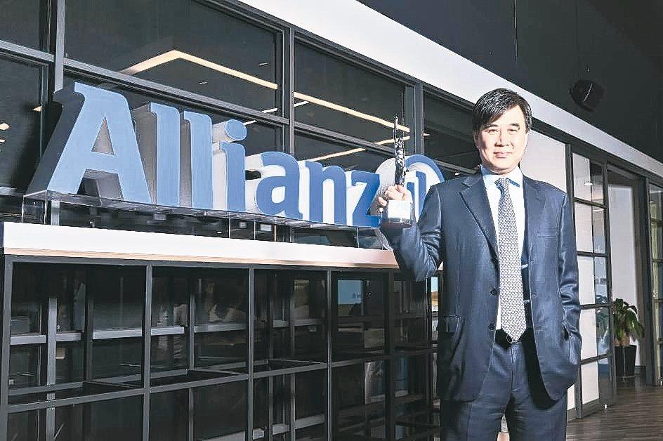 安聯人壽連續3年蟬聯亞洲最佳雇主獎,圖為安聯人壽總經理林順才。 安聯人壽/提供