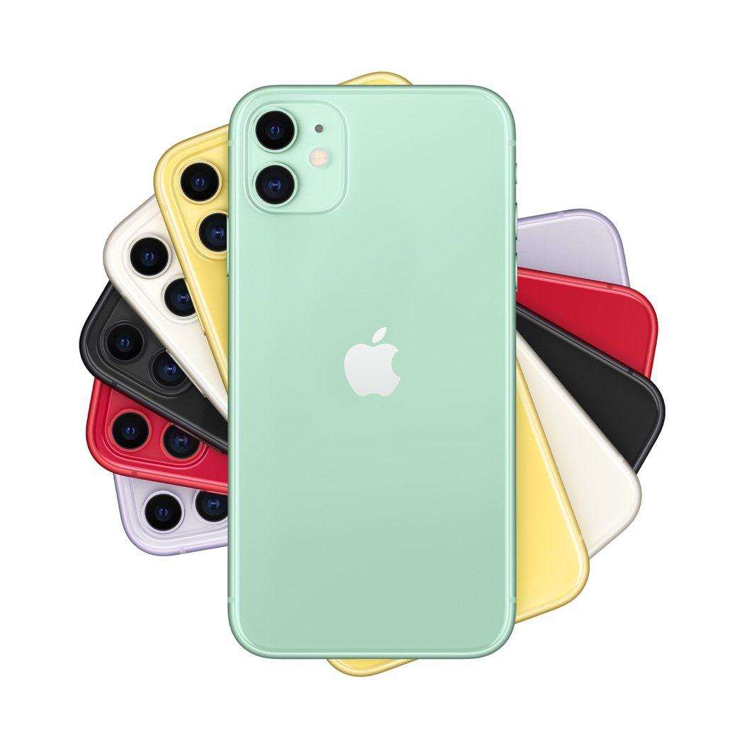 APPLE旗艦館」精選iPhone 11系列商品,與官網同步降價。業者/提供