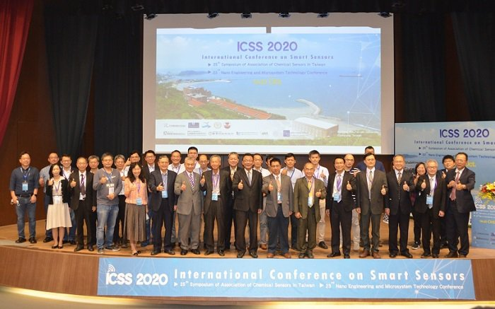 ICSS 2020國際智慧感測器研討會吸引超過320多位與會者,為學者與業界提供...