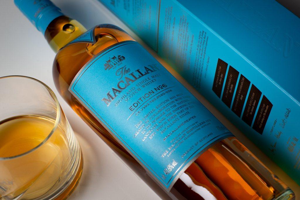 Edition No.6為該系列的最終章,卻是開啟保育概念融入威士忌風味的創意先...