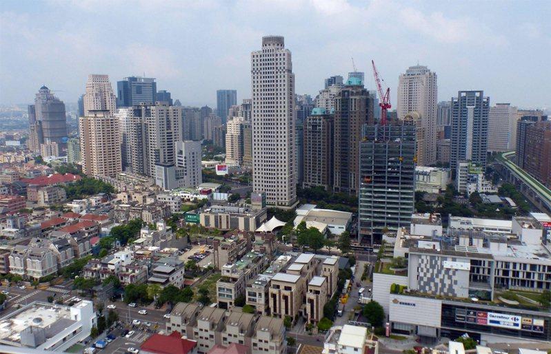 國發會將研議設立「房地產景氣指標」。示意圖/聯合報系資料照