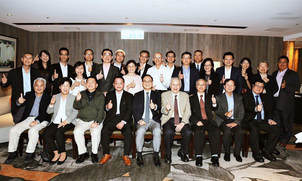 台灣生物產業發展協會第十六屆全體理監事。台灣生物產業發展協會/提供