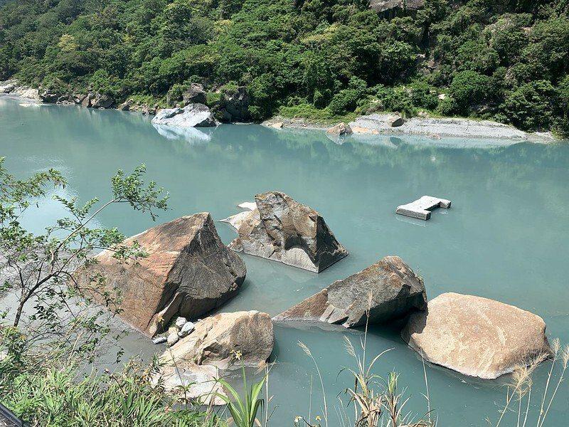 溪畔發電廠集水域