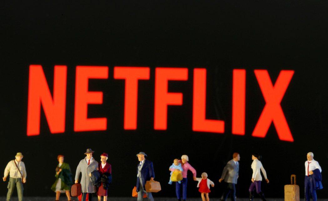 Netflix上季新增付費訂閱戶成長放緩。路透