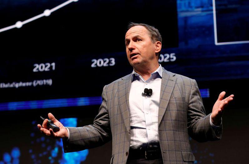 英特爾(Intel)執行長史旺(Bob Swan)。路透