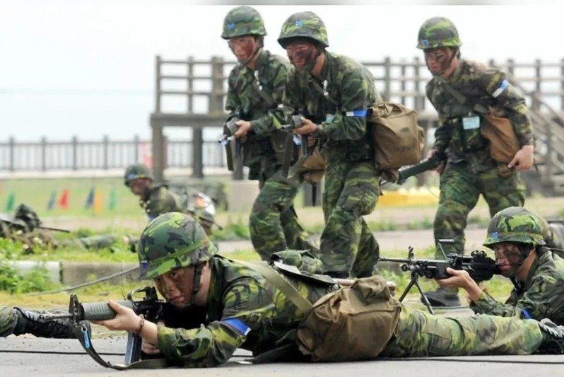 國防部完成教召改革規劃案。圖/本報資料照
