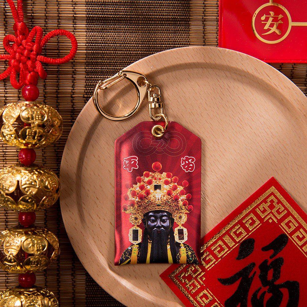 台灣省城隍爺即將進行三年一度的遶境,悠遊卡特地與台灣省城隍廟合作,發行「台灣省城...
