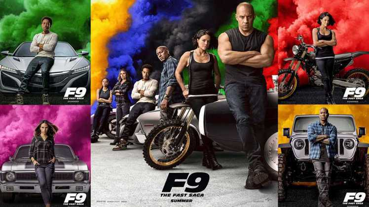 「玩命關頭9」原定今年上映,因新冠肺炎整整延後一年推出。圖/摘自imdb