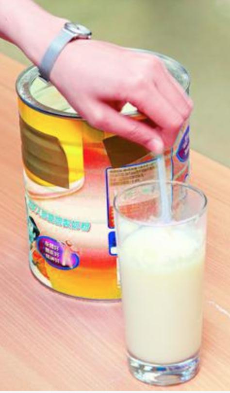 食藥署將納管嬰兒奶粉的GEs限量標準。圖/本報資料照
