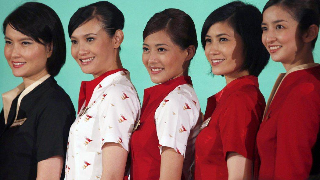 國泰航空這次大裁員,將有數千名空服員和地勤受到影響。路透