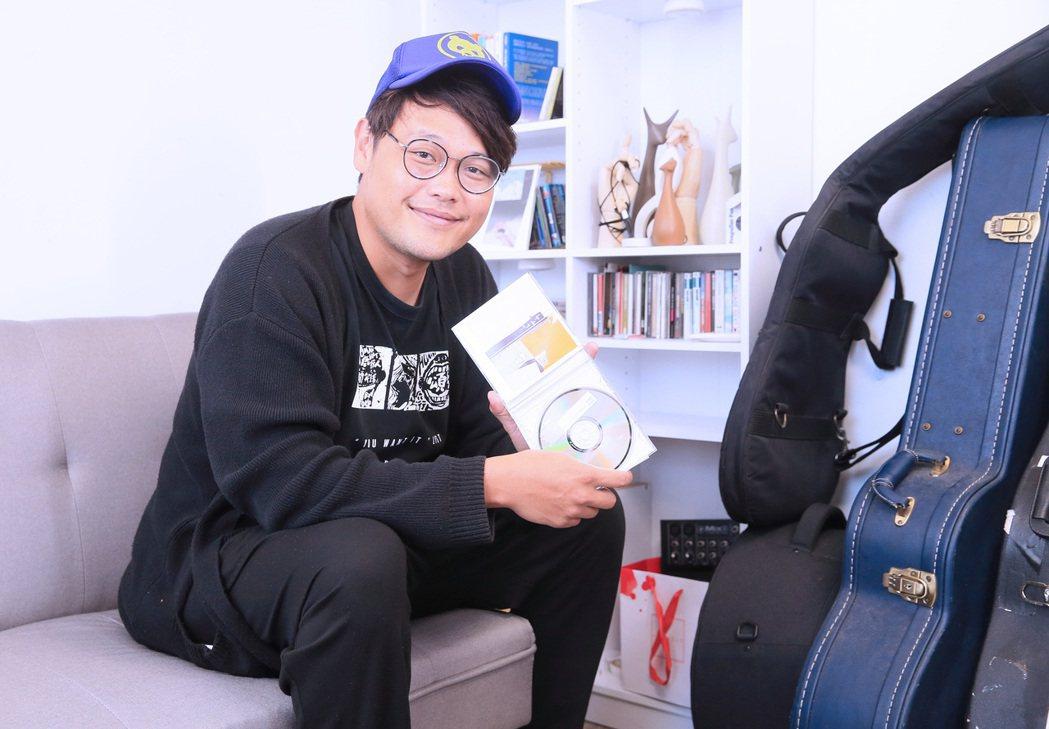 11月7日將登場的「500趴」,音樂策展人是蘇打綠團長阿福。記者潘俊宏/攝影