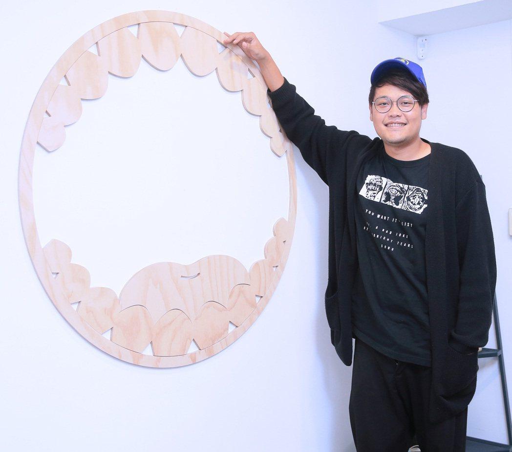 11月 7日將登場的「500趴」,音樂策展人是蘇打綠團長阿福。記者潘俊宏/攝影