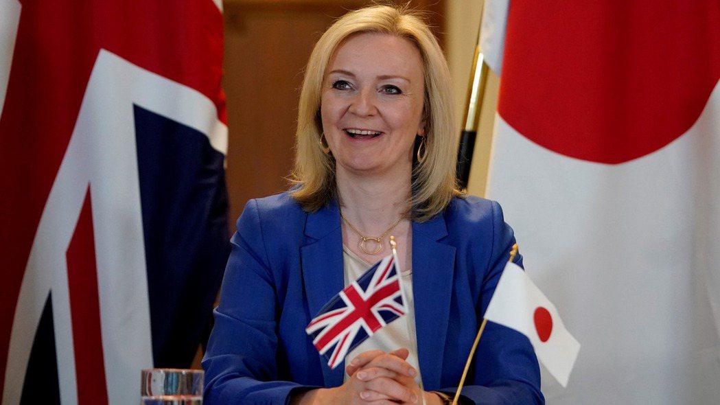 日本外務省21日宣布,英國國際貿易大臣特拉斯將在本周訪日。 路透