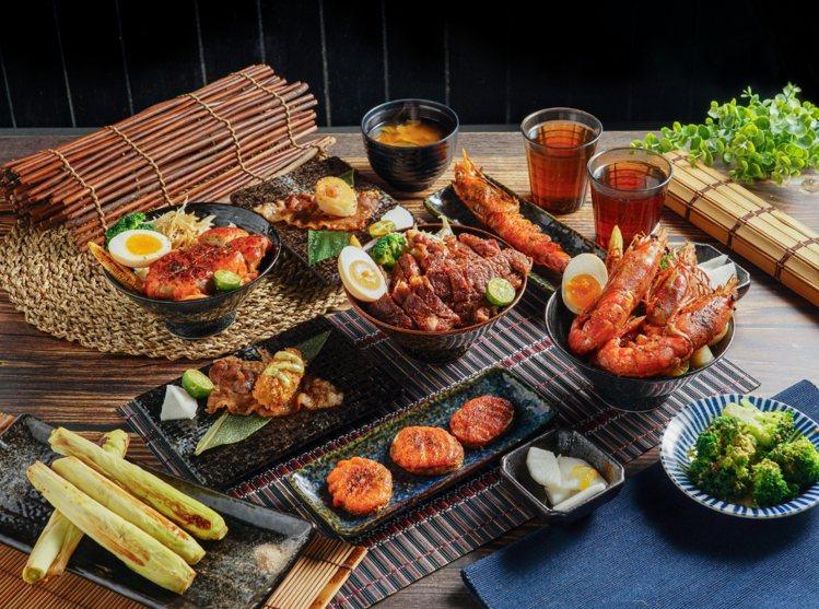 米塔集團旗下的「大河屋」首度進駐嘉義,推出丼飯買1送1、滿500送500等活動。...