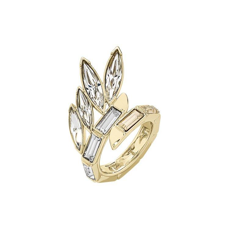 ATELIER SWAROVSKI系列WONDER WOMAN戒指,8,990元...