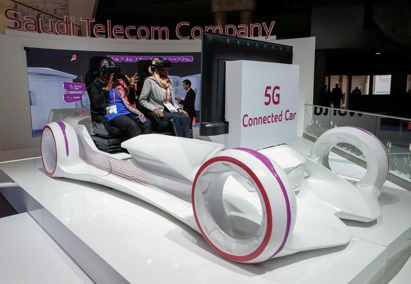 Opensignal報告顯示,沙烏地阿拉伯的5G下載速度全球最快。路透