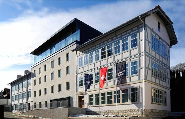 從1902年創廠、位於Villeret的Minerva機芯廠,為萬寶龍在2010...