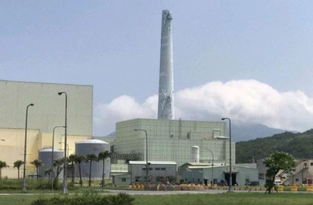 台電核四廠最後一批燃料棒今天裝運上船,載往美國。圖/聯合報系資料照片