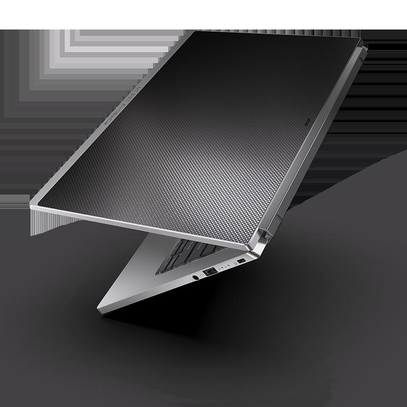 宏碁與Porsche Design公司宣布全新合作,共同推出第一個結合最新科技與極簡設計元素的頂級筆記型電腦Porsche Design Acer Book RS。圖/宏碁提供