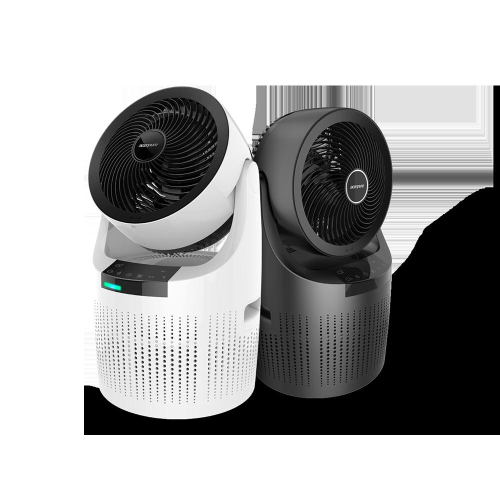 宏碁智新宣布推出acerpure cool 系列二合一空氣循環清淨機。圖/宏碁提...