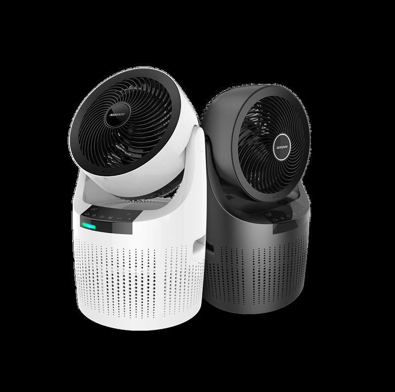 宏碁智新宣布推出acerpure cool 系列二合一空氣循環清淨機。圖/宏碁提供