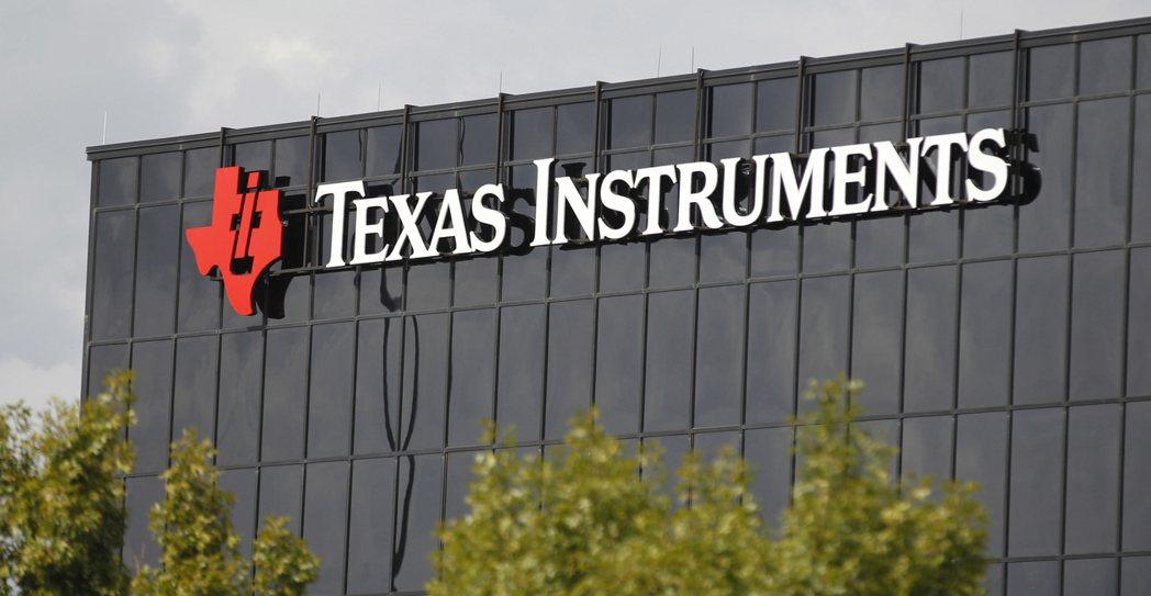 德州儀器(TI)表示,車用晶片的需求回溫。(美聯社)