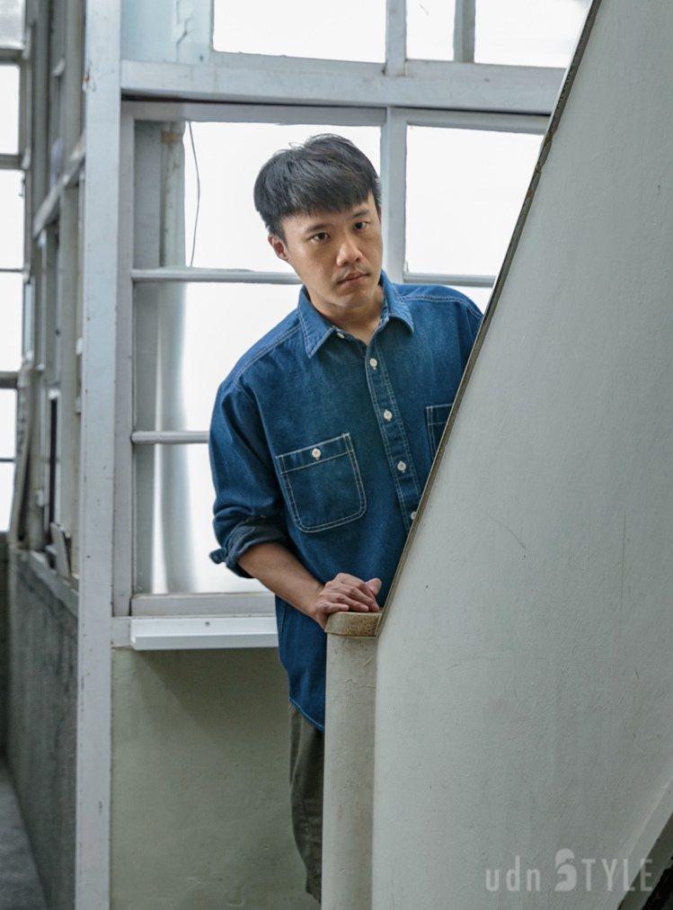 《刻在你心底的名字》美術指導姚國禎。記者曾原信/攝影