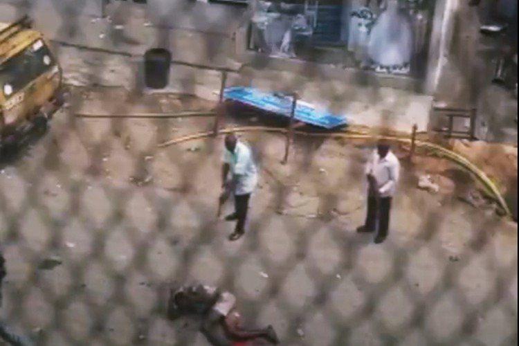從10月開始,因#EndSars運動激發全國大抗爭的奈及利亞,20日爆發軍隊掃射...