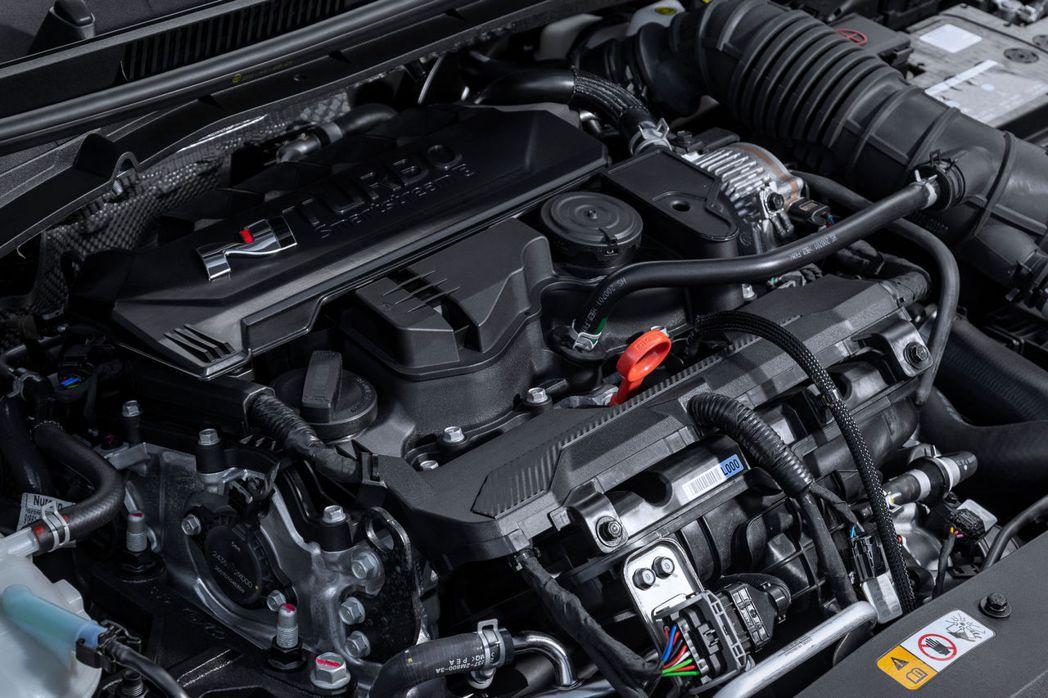 全新Hyundai i20 N雖仍使用Gamma II 1.6 T-GDi引擎,...