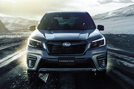Subaru Forester渦輪回歸!日規車型新搭載1.8L DIT直噴引擎