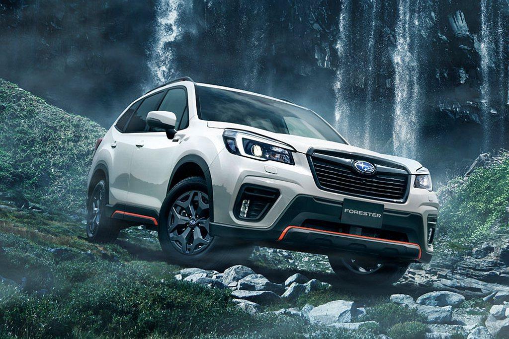 現行Subaru Forester於2018年推出之際,即全面捨去渦輪動力,讓許...